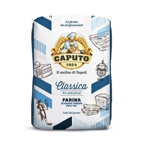 Farine Caputo Classica - type00 bleu - Sac de 5 kg