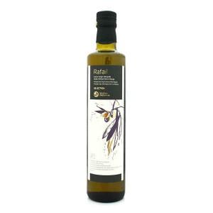 Huile d'olive bio grecque Rafail - Bouteille 50cl