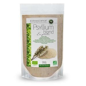 Psyllium blond en poudre bio - Sachet 600g