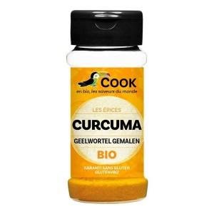 Curcuma bio - Pot 35g