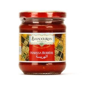 Harissa berbère - Pot 190g