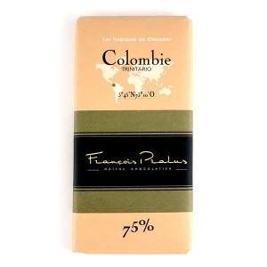 Tablette Colombie - Trinitario 75% - Tablette 100g