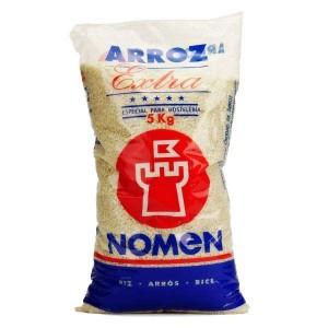 Riz extra spécial paëlla - Nomen - Sac 5kg