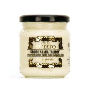 Sauce aïoli - Pot 185g