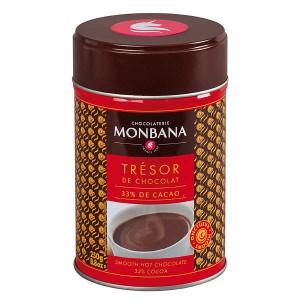 Chocolat en poudre onctueux Trésor de Chocolat - Boîte250g
