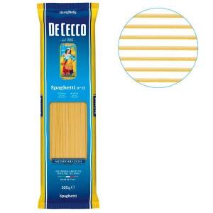 Spaghetti n°12 De Cecco - Sachet 1kg