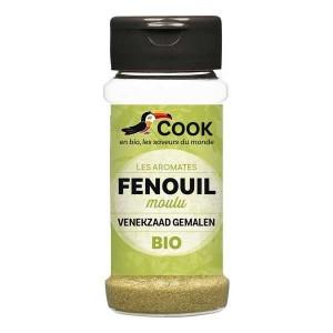 Fenouil poudre bio - Flacon 30g