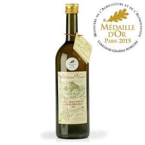 Huile d'olive Château Virant AOP Aix en Provence - Bouteille de 25cl