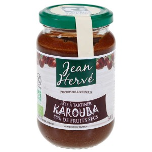 Karouba - pâte à tartiner sans lait  bio - Pot 340g
