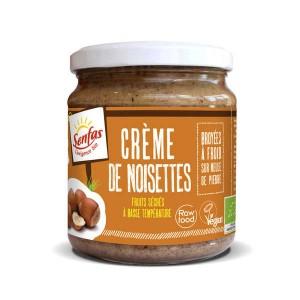 Crème de noisettes bio - Pot 300g
