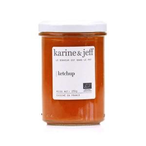 Ketchup bio - Pot 215g