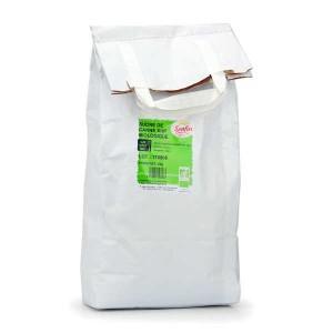 Sucre de canne blond bio et équitable du Brésil - Sac 5kg