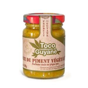 Pâte de piment végétarien - Bocal 100g