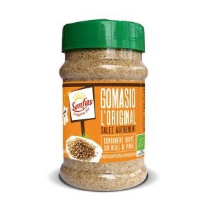 Gomasio bio - L'original - Pot 130g avec saupoudreur