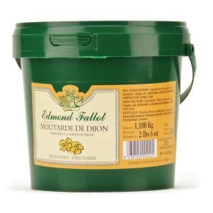 Moutarde de Dijon - le seau de 1.1kg - Seau 1.1kg