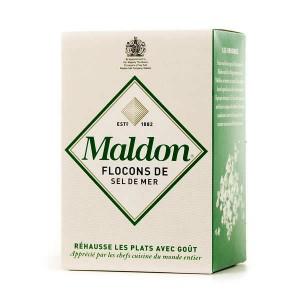 Sel de Maldon (cristaux) - Boite 125g