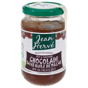 La chocolade - pâte à tartiner bio sans huile de palme - Pot 350g