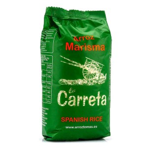 Riz marisma - spécial paëlla - Paquet 1kg