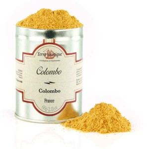Colombo de Guadeloupe - Boîte 60g