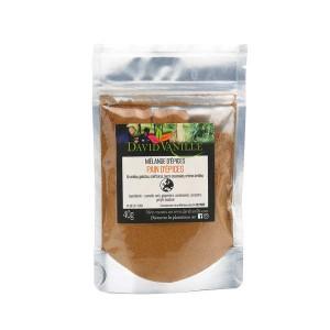 Mélange d'épices pour pain d'épices et speculoos - Sachet 40g