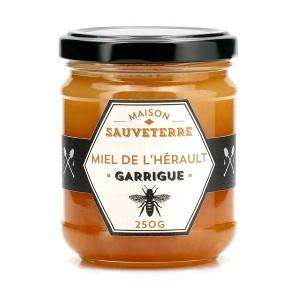 Miel de garrigue de l'Hérault - Pot 125g