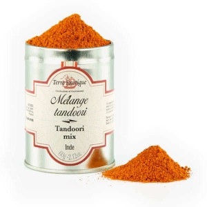 Mélange Tandoori Massala - Madras - Inde - La boite de 60g