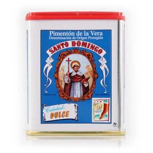 Paprika doux espagnol traditionnel - Pimenton de la Vera - Boîte 75g