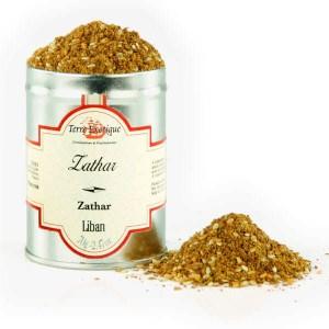 Zathar de Byblos du Liban - Boîte 70g