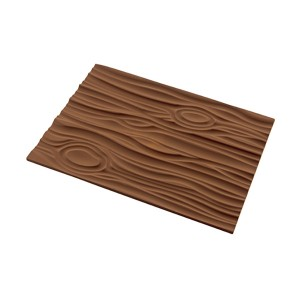 Tapis décors pour bûche silicone Magic Wood Silikomart