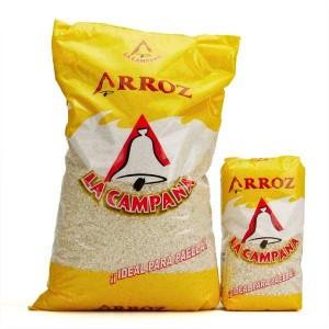 Riz extra spécial paella - La Campana - Sachet 1kg