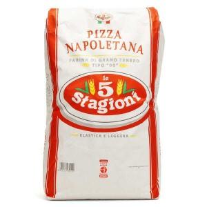 Farine à pizza napolitaine type 00 W300 - Sachet 1kg