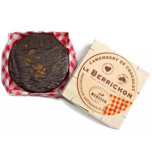 Camembert en chocolat - Le Berrichon - Mini berrichon 100g