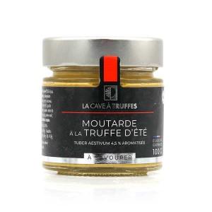 Moutarde à la truffe - Pot 100g