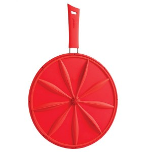Couvercle anti-éclaboussures Mastrad Rouge Mastrad