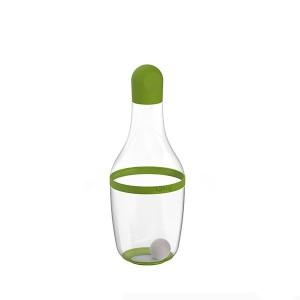 Shaker à vinaigrette vert Lekue