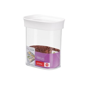Boîte de conservation rectangulaire Optima 380 ml Emsa