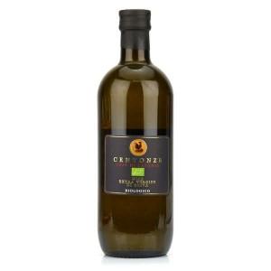 Huile d'olive italienne Centonze bio - Oleum - Bouteille 1L