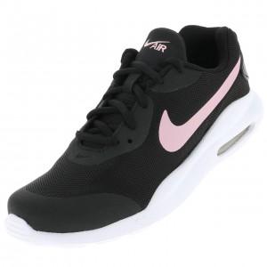Air max oketo jr noir  pink
