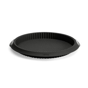 Moule à tarte silicone perforé 28 cm Lekue
