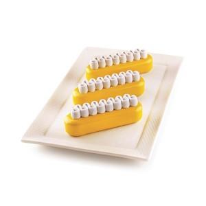 Moule 3D Kit Pop 6 Éclairs Silikomart