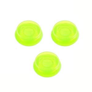 3 couvercles flexibles Capflex taille S 4 cm Silikomart