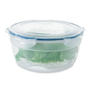 Garde-salade avec plateau fraîcheur Lock and Lock