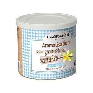 Arôme pour yaourt Vanille 500 g 380310 Lagrange