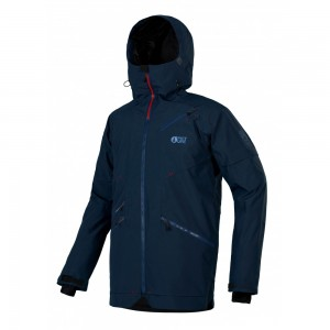 Veste de Ski Picture Organic Zephir Jacket Dark Blue