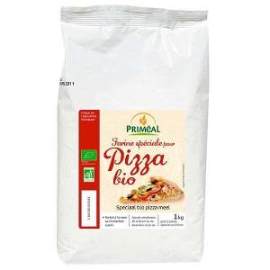 Farine spéciale Pizza - Manitoba T65 - Bio - Sachet 1kg