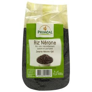 Riz noir Nérone bio d'Italie - Sachet 500g
