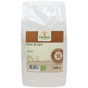 Farine de lupin bio - Sachet 500g