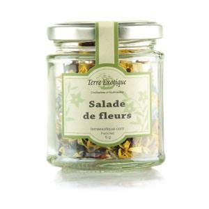 Salade de fleurs - Bocal 6g