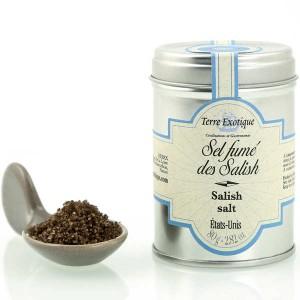 Sel Salish fin - Pot 80g