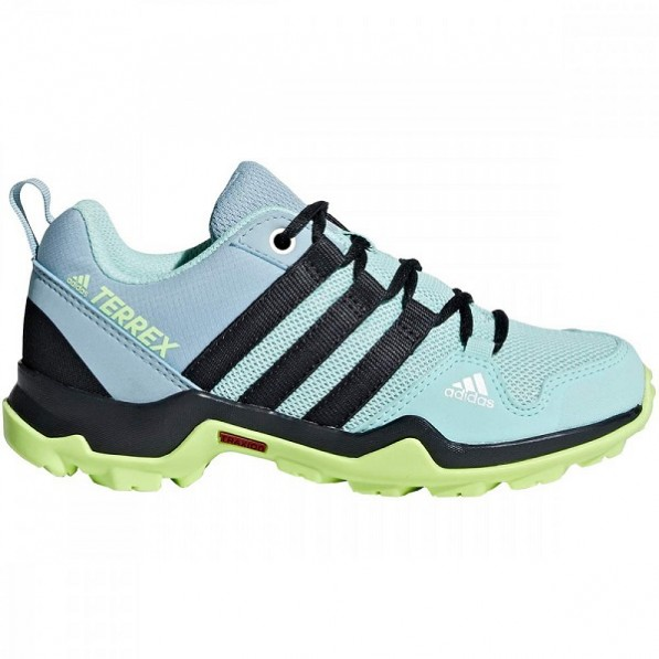 Chaussures Randonnée Adidas Terrex Ax2r K Clear Mint